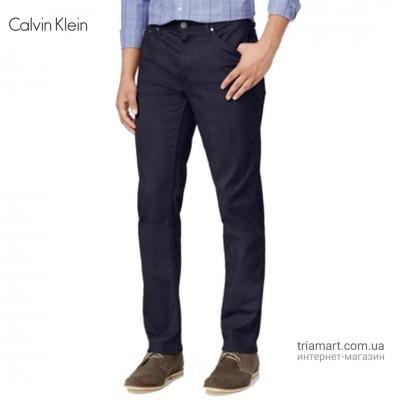 Джинсы Calvin Klein Navy Stretch синие