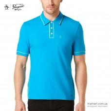 Поло Original Penguin The Earl Polo 2 Atomic Blue