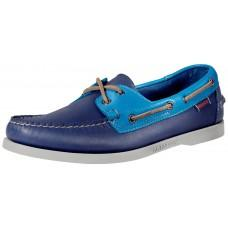 Топсайдеры Sebago Spinnaker Oxford синие