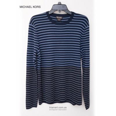 Джемпер Michael Kors Stripped Navy мужской