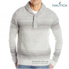 Свитер кардиган Nautica Cardigan Shawl-Collar Knit