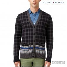 Свитер кардиган TOMMY HILFIGER PLAID